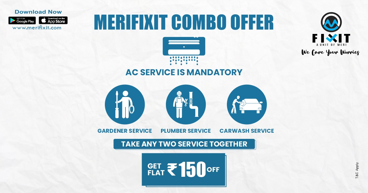 Fixit offer